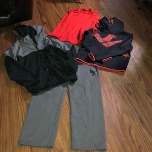 Boys UA bundle